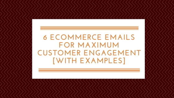 eCommerce Emails