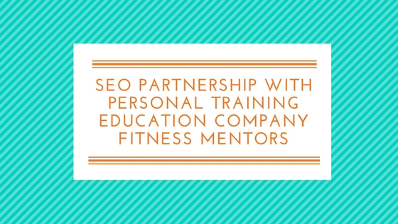 SEO for Personal Training Education Company Fitness Mentors