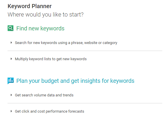 keyword planner domain name valuation
