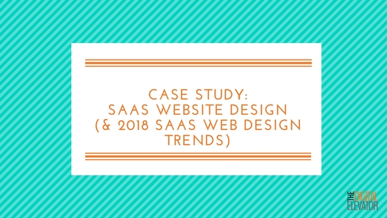 SaaS Website Design