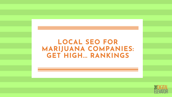 local cannabis marketing